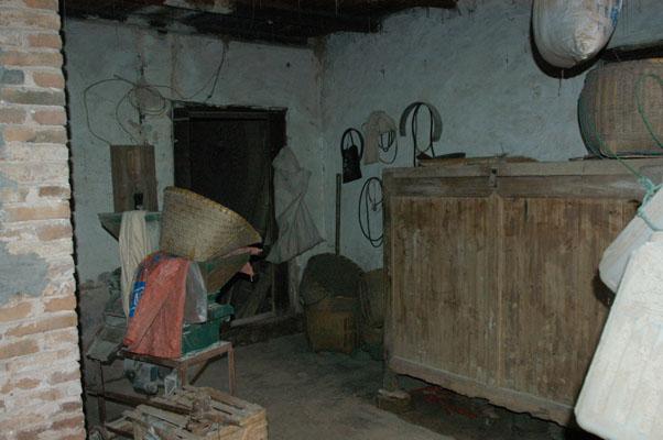 長老出生的房間內部現狀