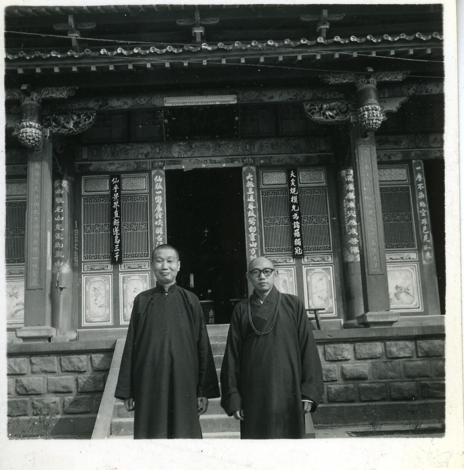 于台南大仙寺