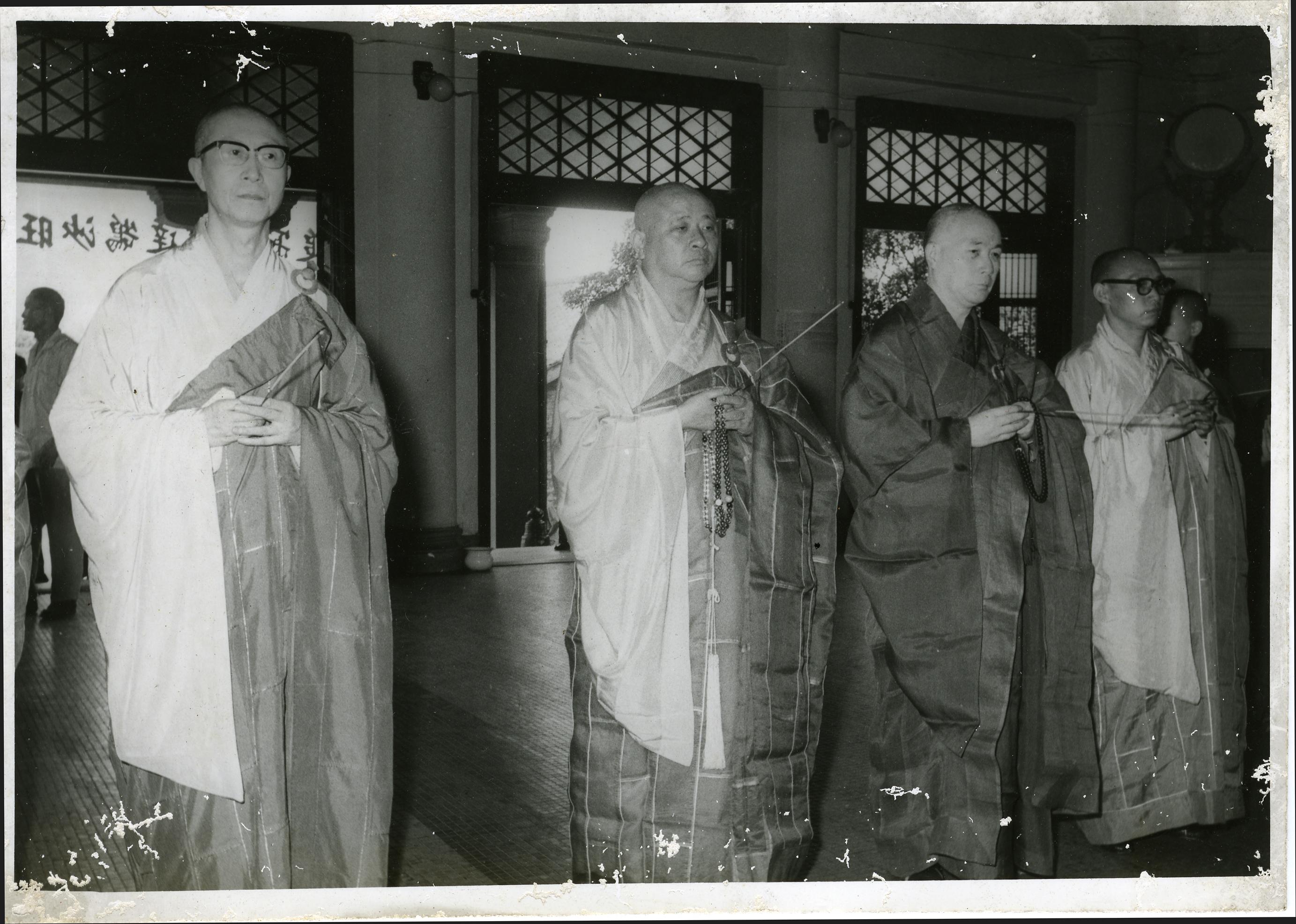泰國僧皇追念會
