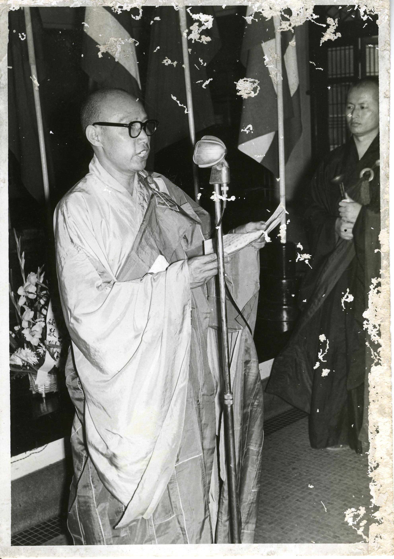 泰國僧皇追念會致詞