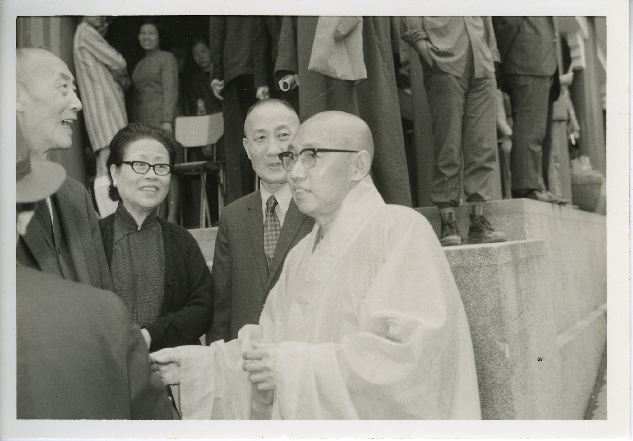 松山寺法王寶殿落成典禮